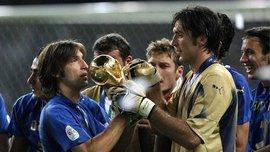 Пирло жестко раскритиковал Италию за матч плей-офф ЧМ-2018 против Швеции