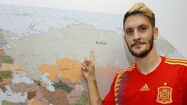 """Луїс Альберто дебютував за збірну Іспанії: """"Лише гра за Барсу Б була чимсь схожим"""""""