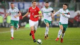 Швейцария – Северная Ирландия – 0:0 – Видеообзор матча