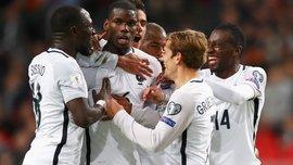 У Погба есть индивидуальное приветствие для каждого игрока сборной Франции
