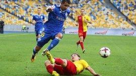 Защитник Зирки Цюпа: Я бы не сказал, что Динамо сейчас намного сильнее остальных команд