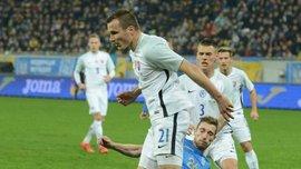 Защитник сборной Словакии Штетина: Гол Украине я не забуду до конца жизни