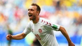 Ирландия – Дания – 1:5 – Видео голов и обзор матча
