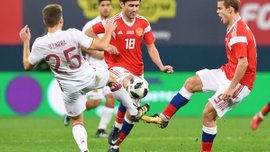 Россия – Испания – 3:3 – Видео голов и обзор матча
