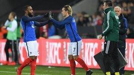 Директор Барселоны посетил матч Германия – Франция ради Гризманна