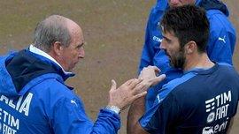 Вентура: Зі мною збірна Італії показала найкращий результат за 40 років
