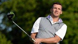 Шевченко: Я трішечки краще граю в гольф, ніж Володимир Кличко