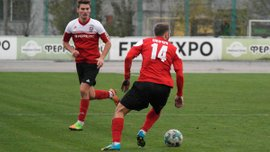 Перша ліга: Гірник-Спорт у меншості переміг Балкани на останніх хвилинах матчу