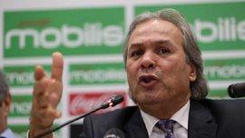 Тренер збірної Алжиру до журналіста: Заткнись, ти – ворог національної команди