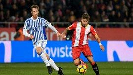Жирона – Реал Сосьєдад – 1:1 – Відео голів і огляд матчу