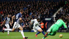Челси на выезде разгромил Вест Бромвич, Манчестер Сити уверенно победил Лестер