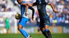 Малага – Депортиво – 3:2 – Видео голов и обзор матча
