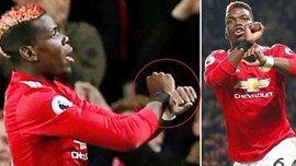 Погба розповів про своє святкування гола у матчі Манчестер Юнайтед – Ньюкасл