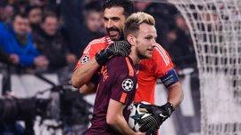 Лига чемпионов: Барселона сыграла вничью с Ювентусом и вышла в 1/8 финала