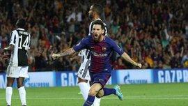 Ювентус – Барселона – 0:0 – Видеообзор матча