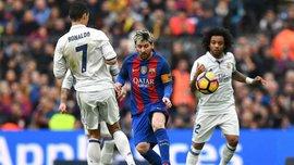 УЕФА назвал символическую команду XXI века