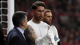 Рамос плакав у перерві матчу Атлетіко – Реал через суддівство, – журналіст