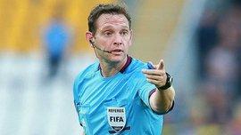 Арановський рассудит матч Олимпик – Шахтер и другие судейские назначения 17 тура УПЛ