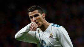 Роналду установил рекорд по количеству забитых голов в Лиге чемпионов в течение календарного года