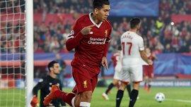 Ливерпуль не удержал победу в матче с Севильей