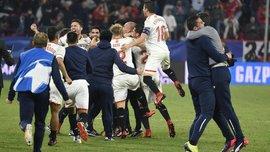 Севилья – Ливерпуль – 3:3 – Видео голов и обзор матча