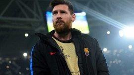 Ювентус – Барселона: Известна причина отсутствия Месси в стартовом составе