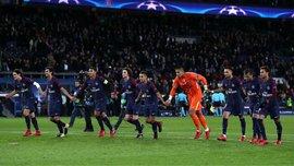 ПСЖ установил рекорд по количеству голов на групповом этапе Лиги чемпионов