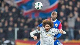 Базель – Манчестер Юнайтед – 1:0 – Видео гола и обзор матча