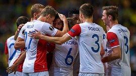 Лига Европы: Партизан одолел Янг Бойз, Славия с Соболем победила Маккаби Тель-Авив