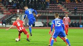 Рейтинг УЕФА (24 ноября 2017 года): Украина потеряла шанс увеличить отрыв от Бельгии