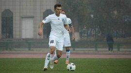 Касьянов – найкращий гравець Першої ліги Казахстану