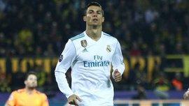 Роналду стал лучшим игроком 5 тура Лиги чемпионов, опередив Неймара