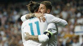 Бейл и Рамос вернулись в общую группу Реала