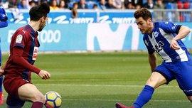 Алавес – Ейбар – 1:2 – Відео голів та огляд матчу