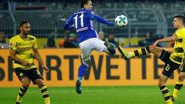 Немецкие СМИ о матче Боруссия Д – Шальке: Ярмоленко и Коноплянка получили неоднозначные оценки
