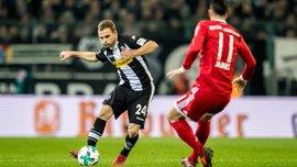 Хамес получил сотрясение мозга и забыл счет в перерыве матча Боруссия М – Бавария