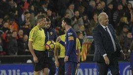 Барселона – Валенсія: мережа вибухнула мемами на незарахований гол Мессі