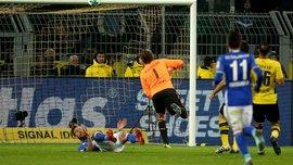 Коноплянка отметился оригинальным достижением в матче Боруссия Д – Шальке