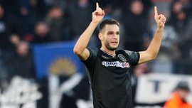 Шахов забил гол за ПАОК в матче Кубка Греции
