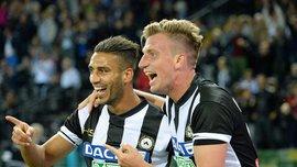 Удінезе ефектно розтрощив Перуджу в 1/16 Кубка Італії – команди забили 11 голів, а Максі Лопес оформив покер