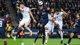 Бавария – Пари Сен-Жермен: где смотреть онлайн матча Лиги чемпионов 2017/18