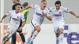 Черноморец – Заря – 1:1 – Видео голов и обзор матча