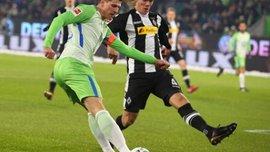 Вольфсбург на рідному стадіоні розгромив менхенгладбахську Борусію