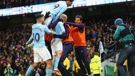Манчестер Сити – Вест Хэм – 2:1 – Видео голов и обзор матча