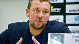 Бабич: Динамо давало играть, но ребята были скованными психологически