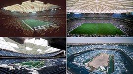 Стадіон, який приймав матчі ЧС-1994, не змогла знищити ціла серія вибухів