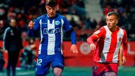 Алавесу удался невероятный камбэк в матче против Жироны благодаря хет-трика Ибаи Гомеса
