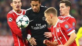 Бавария – ПСЖ – 3:1 – Видео голов и обзор матча