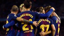 Лига чемпионов: Барселона дома победила Спортинг, Ювентус одолел Олимпиакос