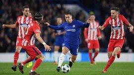 Челси дома сыграл вничью с Атлетико и вышел в следующий раунд Лиги чемпионов